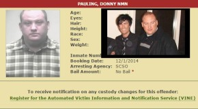Donny Pauling of the Los Angeles pornographic industry's associated XXXchurch arrested for sex with a minor