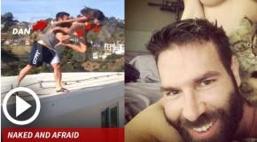 Hustler blames GOD for the male version of Kim Kardashian, Dan Bilzerian's behavior