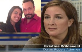 Kristina Wildeveld - a porn attorney who defends the worst criminals imaginable.