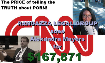 price of telling the truth - Marc Randazza sues whistleblower Alexandra Mayers for 167,871 in a fraudulent lawsuit