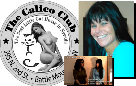 Jennifer O'Kane of the Calico Club brothel - interviewed by Alexandra aka Monica Foster
