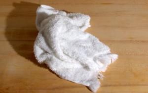 throw towel