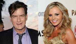 charlie sheen and bree olson - rehab