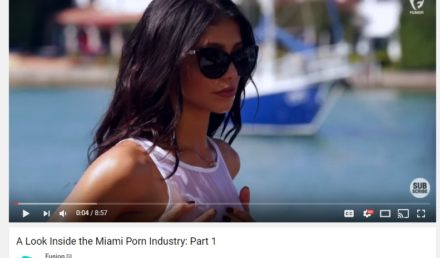 miami new porn industry