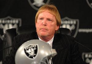 Mark Davis - NFL Raiders team owner