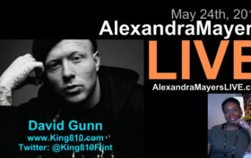 Alexandra Mayers fka Monica Foster interviews David Gunn of King 810